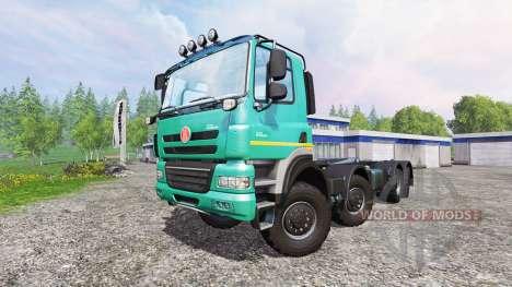 Tatra Phoenix T 158 8x8 para Farming Simulator 2015