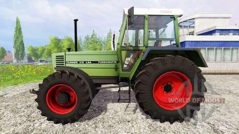 Fendt Farmer 312 LSA v3.1 para Farming Simulator 2015