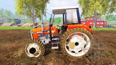 Massey Ferguson 275 para Farming Simulator 2015
