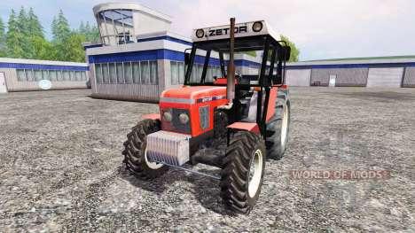 Zetor 7245 para Farming Simulator 2015