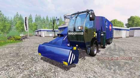 Kuhn SPV 14 XXL v2.0.1 para Farming Simulator 2015