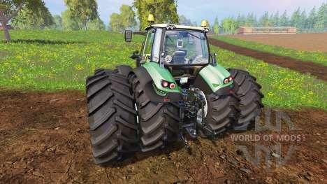 Deutz-Fahr Agrotron 7250 Warrior v7.0 para Farming Simulator 2015