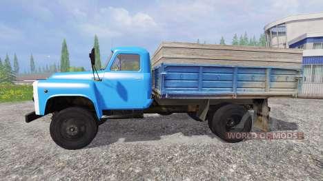 GAZ-52 v3.0 para Farming Simulator 2015