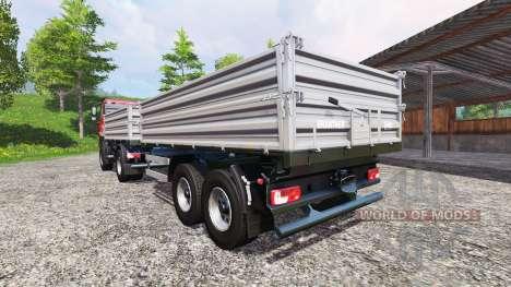 Tatra Phoenix T 158 4x4 Tipper para Farming Simulator 2015