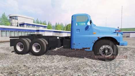 Tatra 148 v2.0 para Farming Simulator 2015
