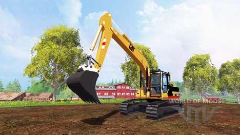 Caterpillar 320L para Farming Simulator 2015