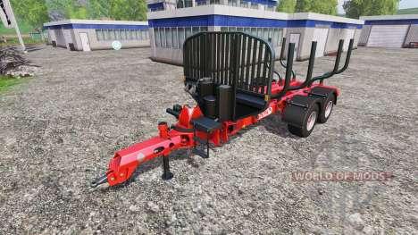 Stepa FH 13 AK para Farming Simulator 2015