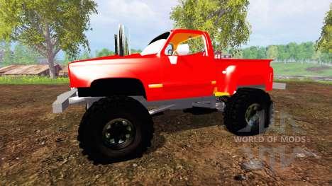 Chevrolet K5 Blazer v1.0 para Farming Simulator 2015