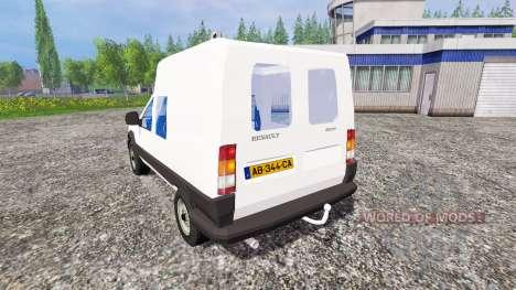 Renault Express D65 para Farming Simulator 2015