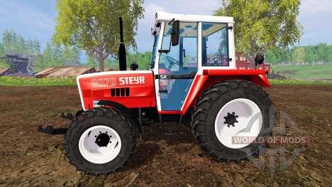 Steyr 8070A SK2 para Farming Simulator 2015
