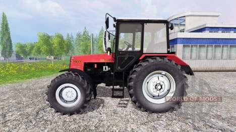 MTZ-1025.2 Bielorrusia para Farming Simulator 2015
