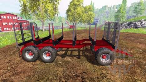 Kroger Timber v2.0 para Farming Simulator 2015