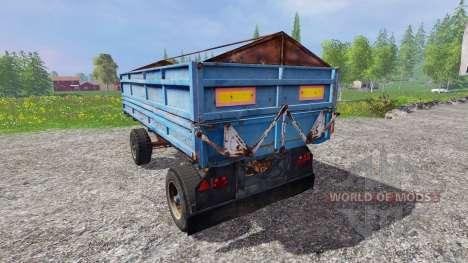 Panav BSS PS2 17.13 para Farming Simulator 2015