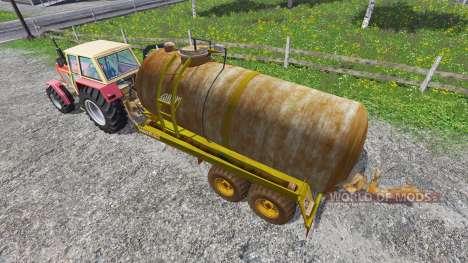 Fortschritt HTS 100.27 para Farming Simulator 2015