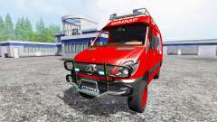 Mercedes-Benz Sprinter [GRIMP] v0.1