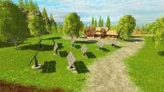 Big Farm para Farming Simulator 2015