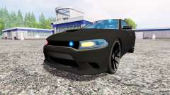 Dodge Carger Hellcat 2015 Undercover