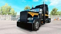 La piel Nacionales SRS para el camión Peterbilt 389 para American Truck Simulator