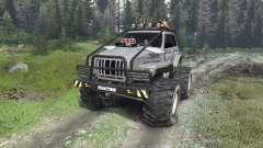 El Ural campo [modificado][03.03.16] para Spin Tires