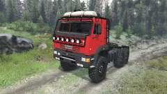 KamAZ-65221 [03.03.16] para Spin Tires