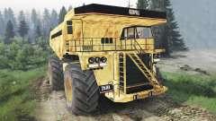 Dump truck [03.03.16] para Spin Tires
