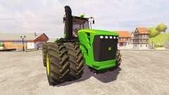 John Deere 9630 v2.1 para Farming Simulator 2013