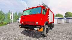 KamAZ-43114 [de protección contra incendios]