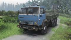KamAZ-4310 [modificado][03.03.16] para Spin Tires