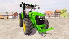 John Deere 7730 v2.0 para Farming Simulator 2013