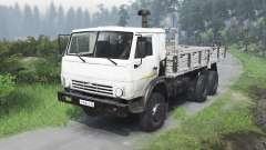 KamAZ 55102 [03.03.16] para Spin Tires
