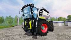 CLAAS Xerion 4000 SaddleTrac v1.6