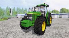 John Deere 7810 [weight]