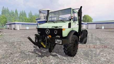 Mercedes-Benz Unimog U1200 para Farming Simulator 2015