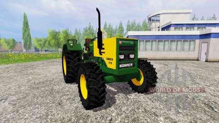 Buhrer 475 para Farming Simulator 2015