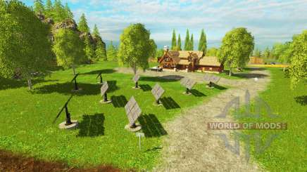 Big Farm para Farming Simulator 2015