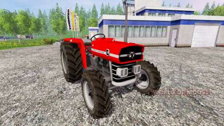 Massey Ferguson 135 [pack] para Farming Simulator 2015