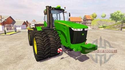 John Deere 9560 v2.0 para Farming Simulator 2013