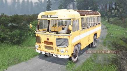 PAZ-3201 [03.03.16] para Spin Tires