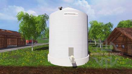 Silo Meridian para Farming Simulator 2015