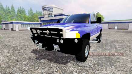 Dodge Ram 2500 service para Farming Simulator 2015