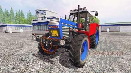 Zetor 12145 para Farming Simulator 2015