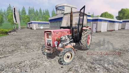 Ursus C-360 [cabin czeska] para Farming Simulator 2015