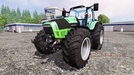 Deutz-Fahr Agrotron L730 v2.0 para Farming Simulator 2015