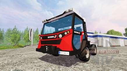 Reform Muli T10 X para Farming Simulator 2015