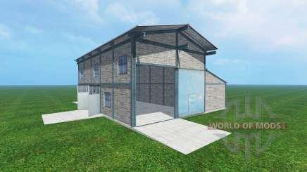 Garage v1.1 para Farming Simulator 2015