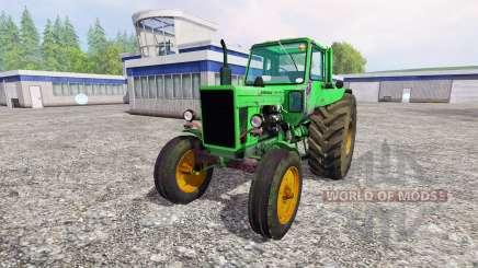 MTZ-80 Bielorruso v1.0 para Farming Simulator 2015