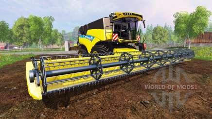 New Holland CR10.90 [self-drive] para Farming Simulator 2015
