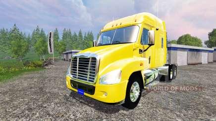 Freightliner Cascadia para Farming Simulator 2015