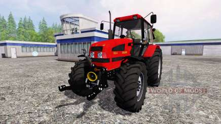 Belarús 1221.4 para Farming Simulator 2015