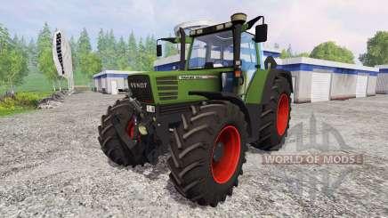 Fendt Favorit 515C Turbomatic [washable] para Farming Simulator 2015